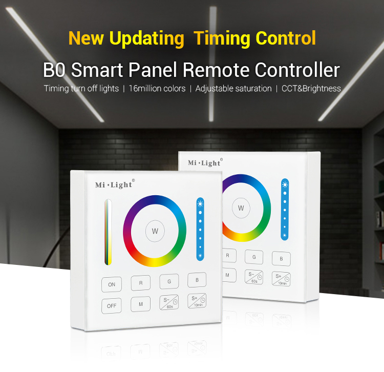 B0 Smart Panel Remote Controller