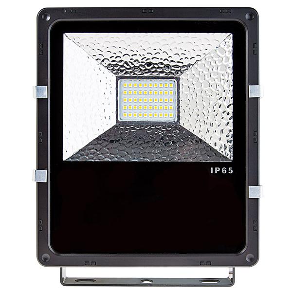 Led Light Fixture Wattage: 30 Watt High Power LED Flood Light Fixture [FLCX-CW30W