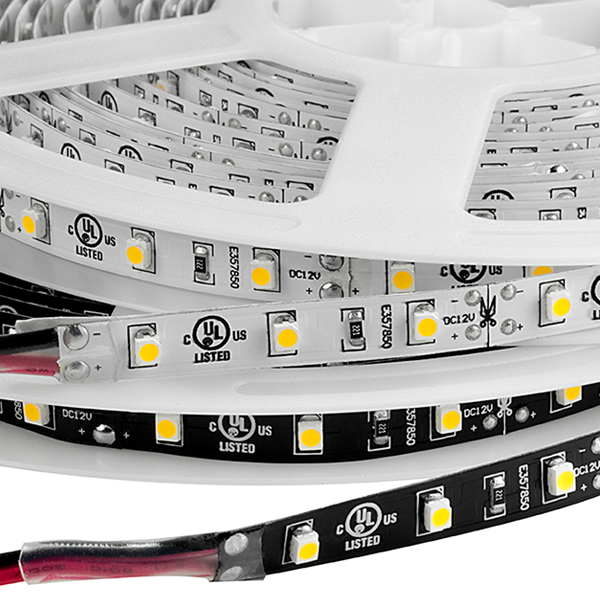 LED Light Strips - LED Tape Light with 18 SMDs/ft., 1 Chip SMD LED 3528