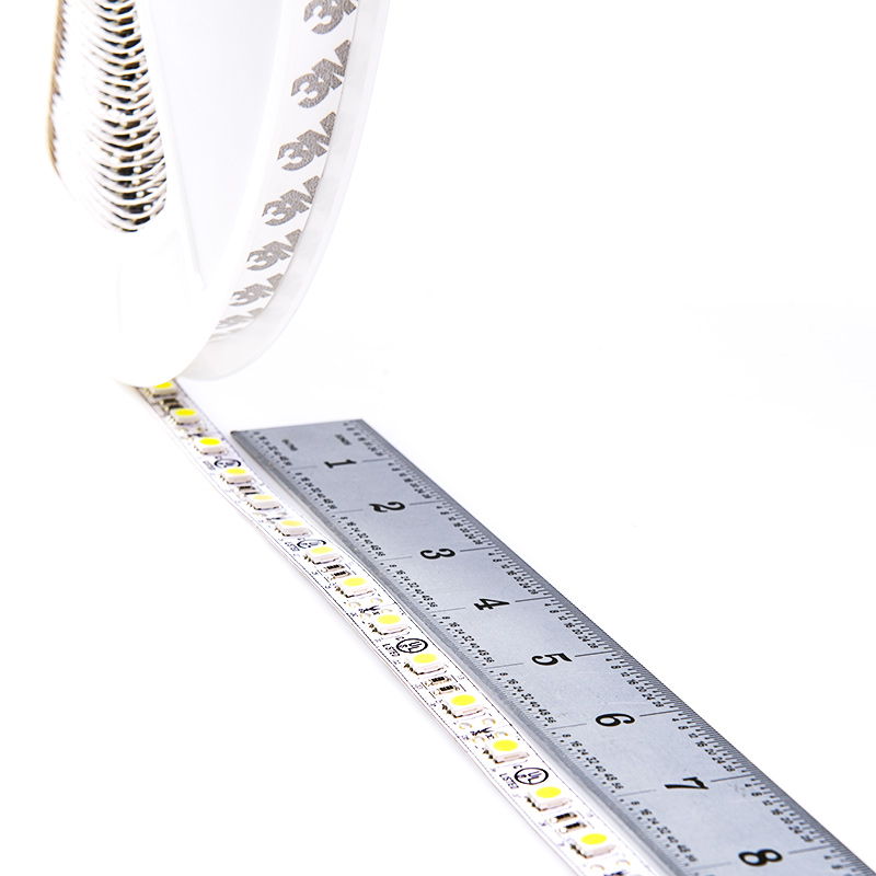 Custom Length High Power Flexible LED Light Strip, 18 SMDs/ft., 3 Chip SMD LED 5050