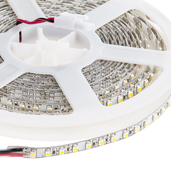LED Light Strips - LED Tape Light with 36 SMDs/ft., 1 Chip SMD LED 3528 with LC2 Connector