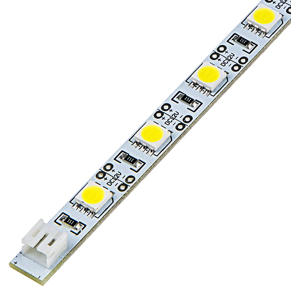 Narrow Rigid Light Bar w/ High Power 3-Chip LEDs