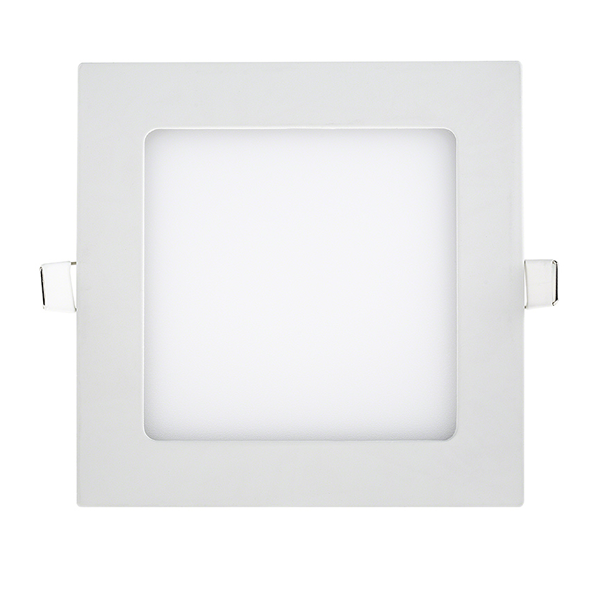 "6"" Square Low Profile LED Recessed Light - 9W"